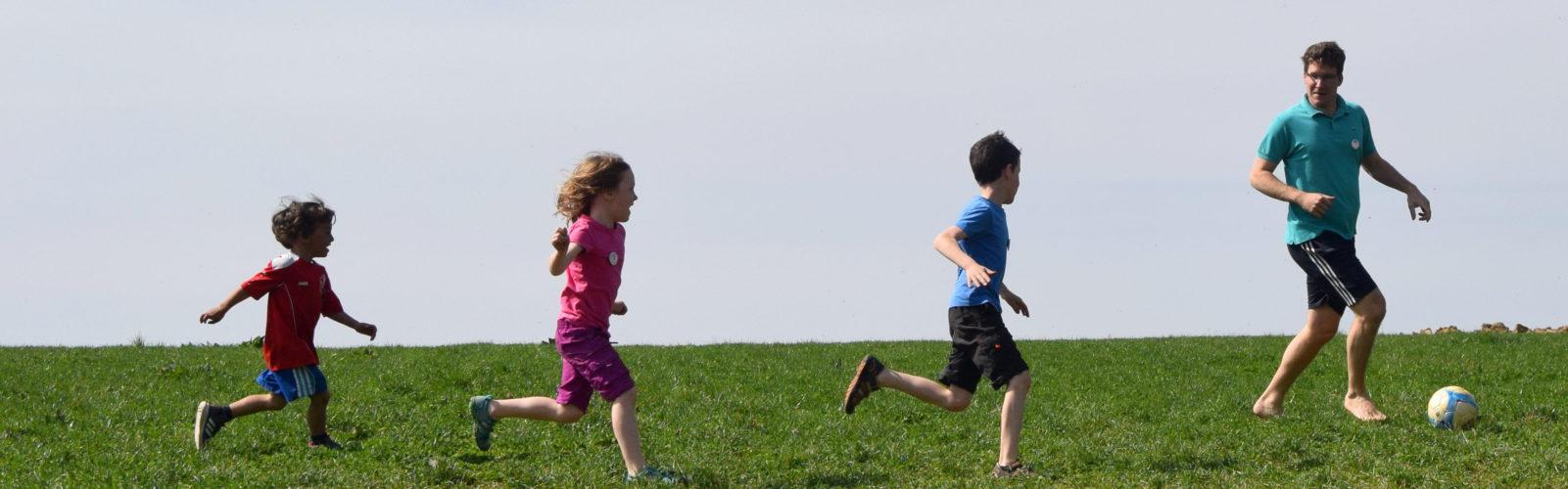 Kinder und Lernen