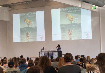 Vortrag an der Uni – 600 Zuhörer
